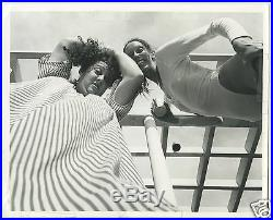 Vintage 1975 Shelley Duvall Pat Ast Party Artistic Abstract Snapshot Photo La