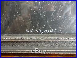 Vintage Antique Mt. Whitney Gelatin Silver Photo Ramsey Lone Pine California