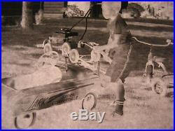 Vintage B&w Photo Negative Lot Of 900 Michigan Medium Format Holiday Vacations++