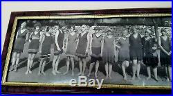 Vintage Bathing Beauty Black & White Photo PIN UP NO FRAME