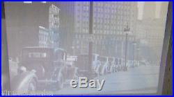 Vintage Chicago Photograph Negatives Merchandise Mart, Rt 20, Zoo, & More