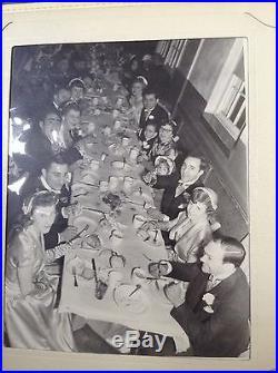 Vintage Collectible Stella & Vincent 1/14/1951 Wedding Photo Album Large Format