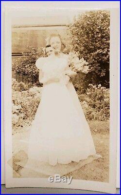 Vintage Double Exposure Internal Ghost Demon Oddity Vernacular Photography Photo