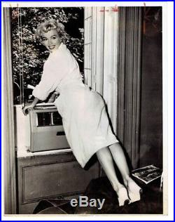 Vintage Marilyn Monroe 1954 The Seven Year Itch, Associated Press Photo