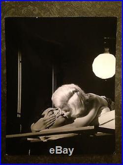 Vintage Original Press Photo Marilyn Monroe by Don Ornitz