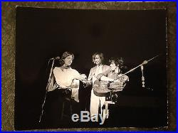 Vintage Original Press Photo Rolling Stones by Ethan Russel Jagger Richards