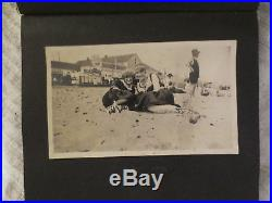 Vintage Personal Photo Album / 19111917 / 115 Fascinating Black & White Photos