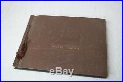 Vintage Photo Album, Military And Civilian, 277 Photos, B & W, Color, WW2/WW1