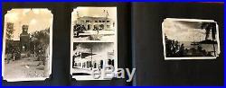 Vintage Photo Album U. S. VIRGIN ISLANDS 1930s 400 + Photos Cars Beach Ships