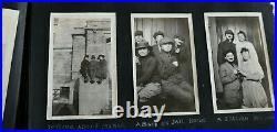 Vintage Photo Album from Northern Ohio 275+ pics, 1917 to 1920s w Captions