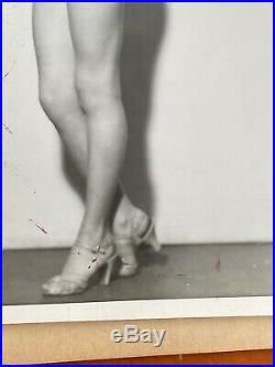 Vintage Photograph Evelyn Nesbit 8X10 Original C1905 Gibson Girl