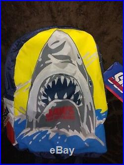 Vintage Rare JAWS The Revenge Shast Soda Backpack 1987 New WithTag Scarce