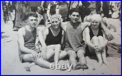 Vintage Santa Monica Venice Beach Photos Bath House Pier Rollercoaster 1920s