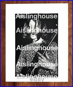 Vintage Signed Photo Duane Allman Warehouse Concert 1970s Michael P Smith NOLA