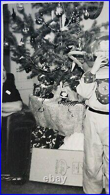 Vintage Space Patrol Costume Futurism Helmet Box Vernacular Photography Photo