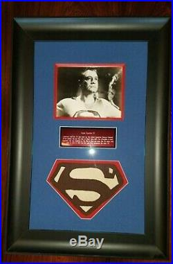 Vintage Superman S worn by George Reeves