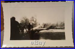 Vintage Vernacular Photography Abstract Alternate Reality Snapshot Ufo Old Photo