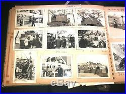 Vintage black & white Photographs, Japanese photo album (b)