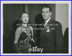 Vivien Leigh Laurence Olivier Henry V Premiere Vintage Candid Photo