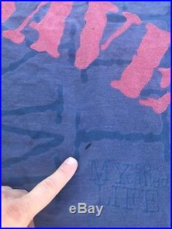 Vtg My So called Life TV show, original T-shirt size L excellent condition 90s
