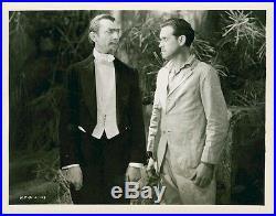 White Zombie Bela Lugosi Original Vintage Still Photo 1932